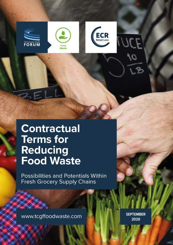 Contractual Terms for Reducing Food Waste