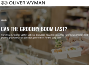 Can the Grocery Boom Last?